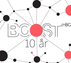Connecting The Dots - BoostHbg10 år