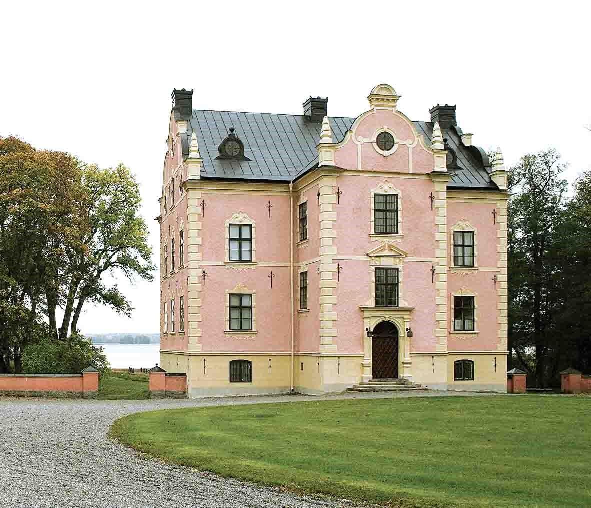 skånelaholms slott karta Skånelaholms Slott   Svenskt Kulturarv skånelaholms slott karta